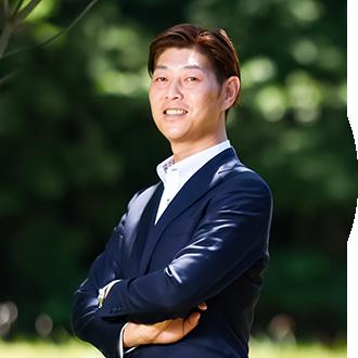 代表取締役 岡本高士写真